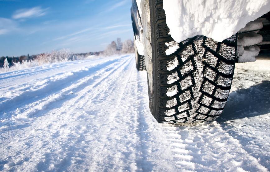 Auto fahren im Winter – mit Sicherheit entspannt!