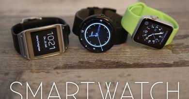 Smartwatch – Nutzlose Gadgets?